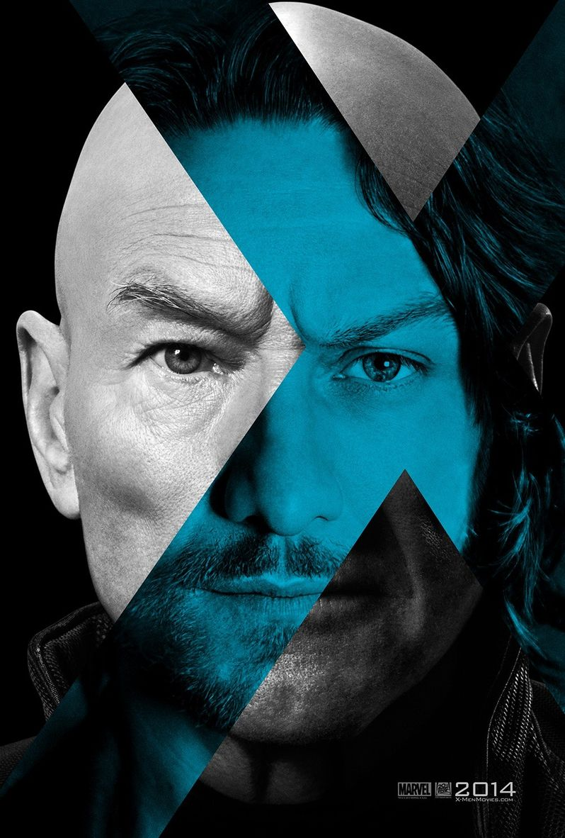 X-Men Days of Future Past Poster 1