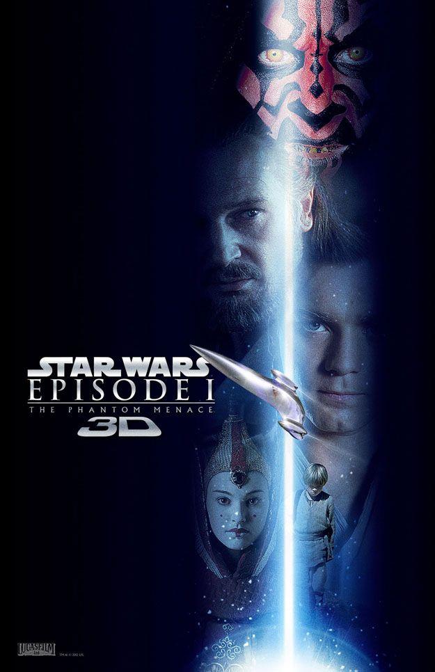 <strong><em>Star Wars: Episode I - The Phantom Menace</em></strong> Poster #5
