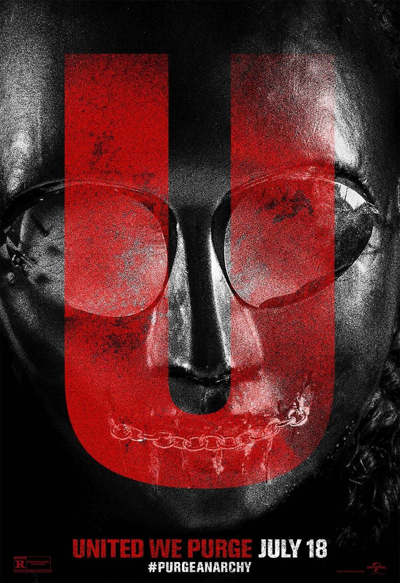 The Purge Anarchy Poster #3