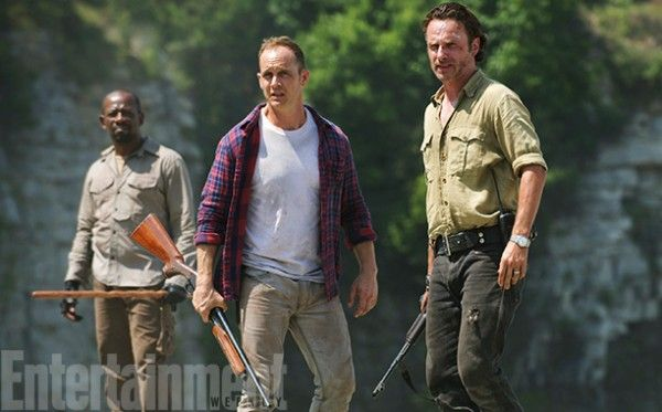 <strong><em>The Walking Dead</em></strong> Season 6 Ethan Embry Photo