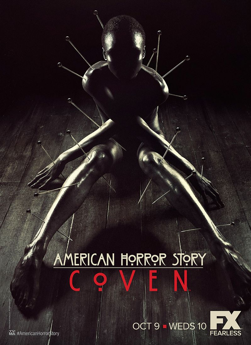 <strong><em>American Horror Story</em></strong>: Coven Promo Art 2
