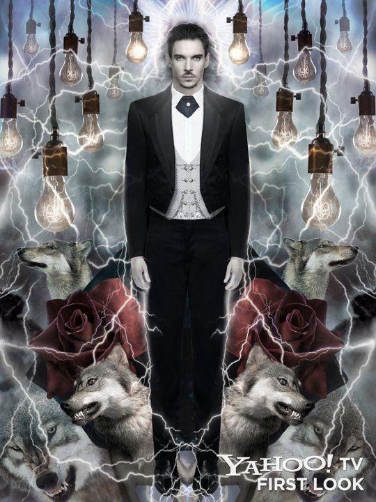 Jonathan Rhys Meyers as <strong><em>Dracula</em></strong>