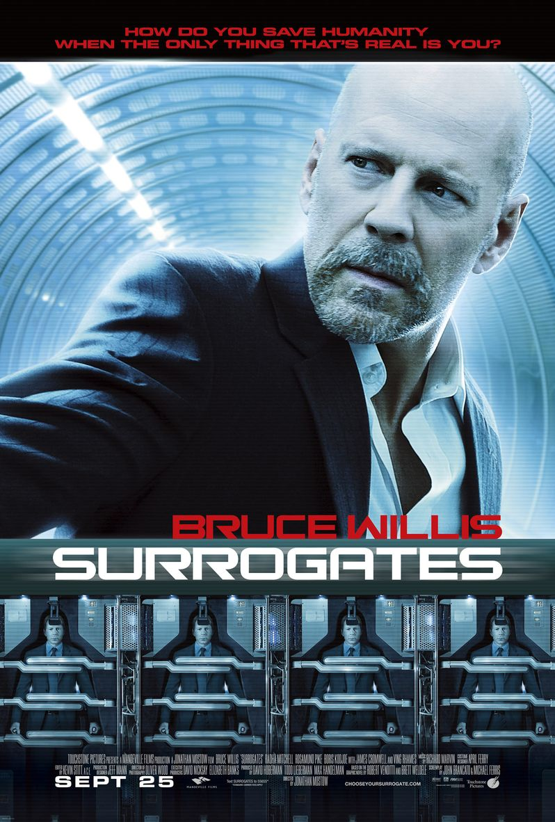 The <strong><em>Surrogates</em></strong> Edit Bay Visit