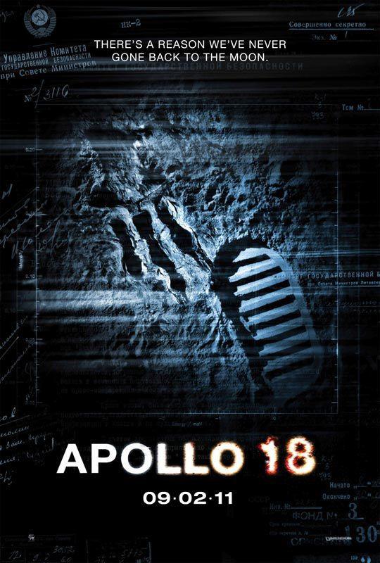 <strong><em>Apollo 18</em></strong> Poster