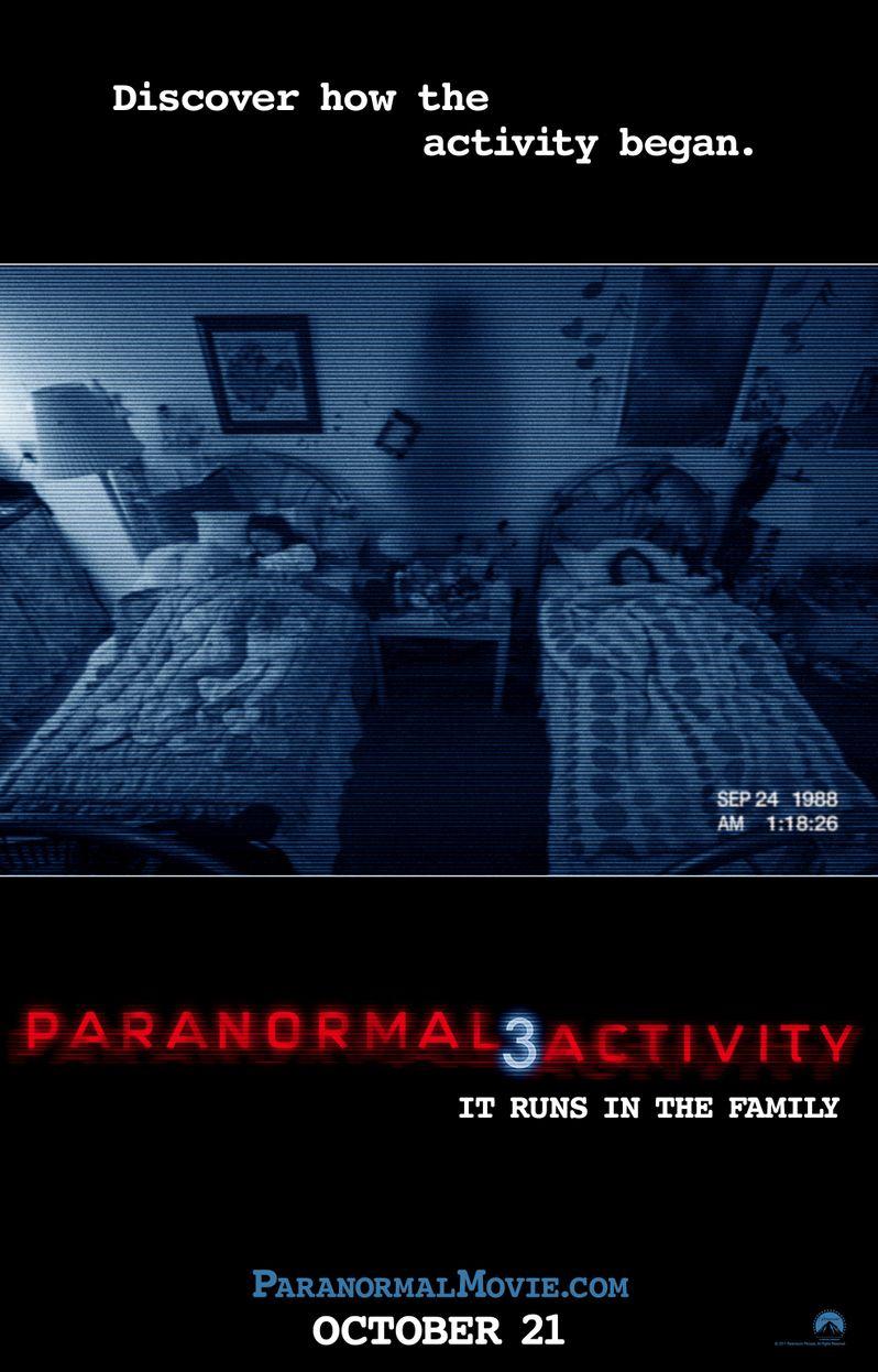 <strong><em>Paranormal Activity 3</em></strong> Poster