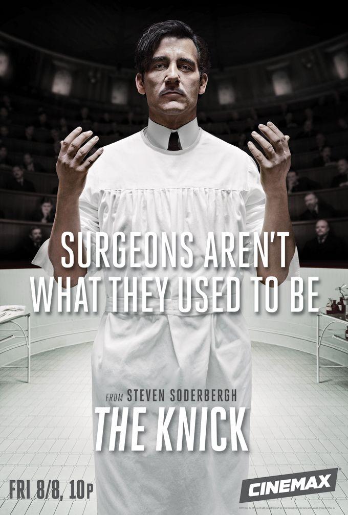 <strong><em>The Knick</em></strong> Poster 2