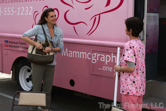 <strong><em>The Hot Flashes</em></strong> Photo 3