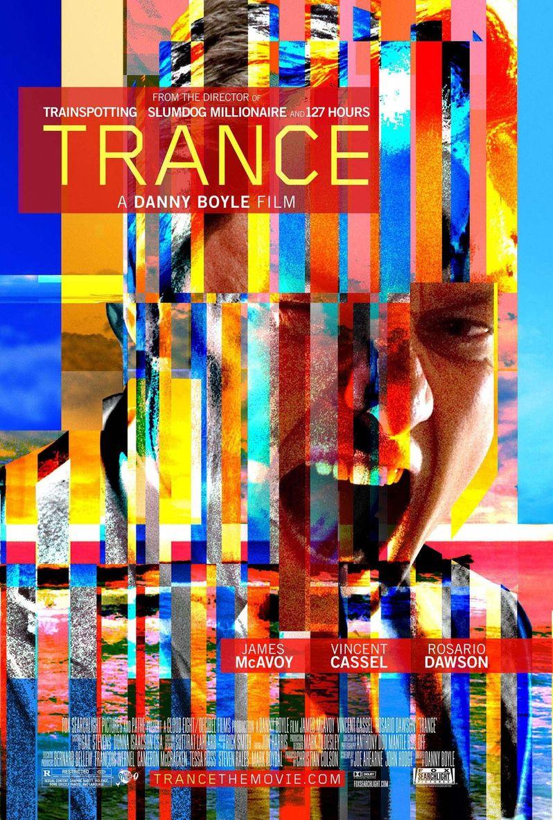 <strong><em>Trance</em></strong> Poster