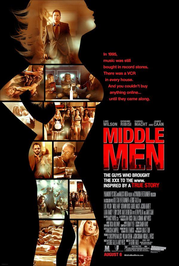 <strong><em>Middle Men</em></strong> Poster