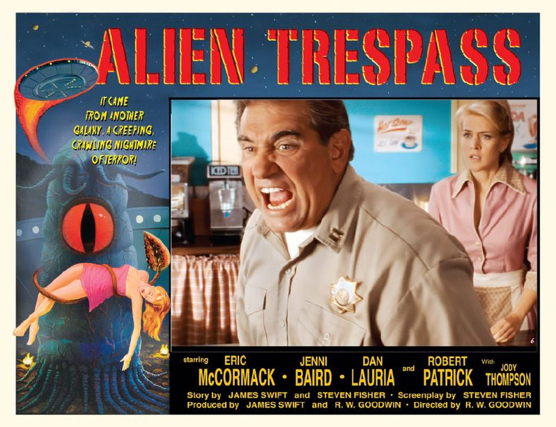 <strong><em>Alien Trespass</em></strong> Lobby Card #6