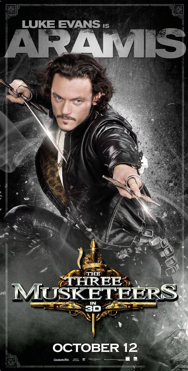 <strong><em>The Three Musketeers</em></strong> International Poster