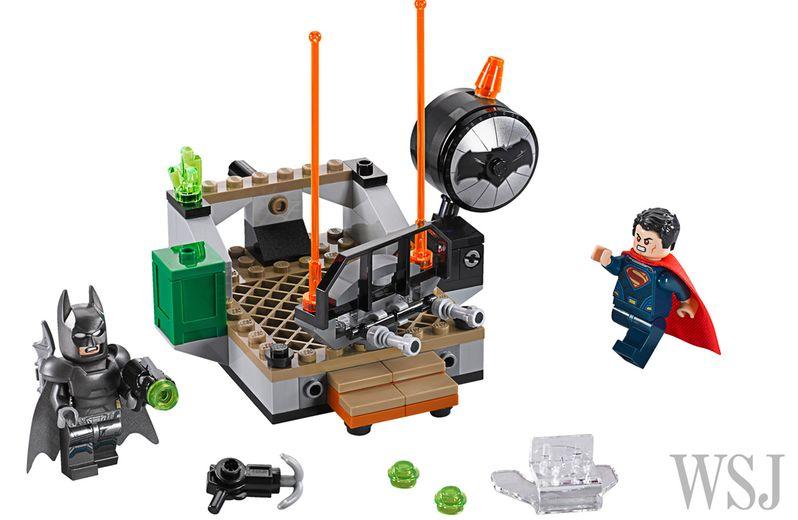 Batman V Superman Lego 1