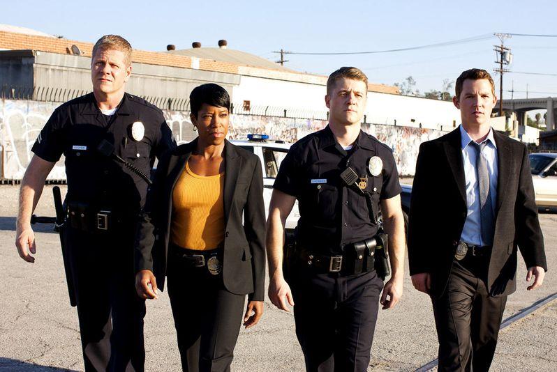 The cast of <strong><em>Southland</em></strong> Season 3