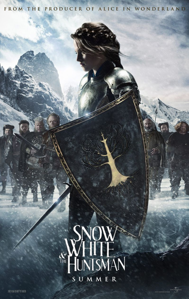 <strong><em>Snow White and the Huntsman</em></strong> Poster #4