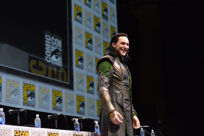 <strong><em>Thor: The Dark World</em></strong> Comic-Con 2013 Panel Photo 5