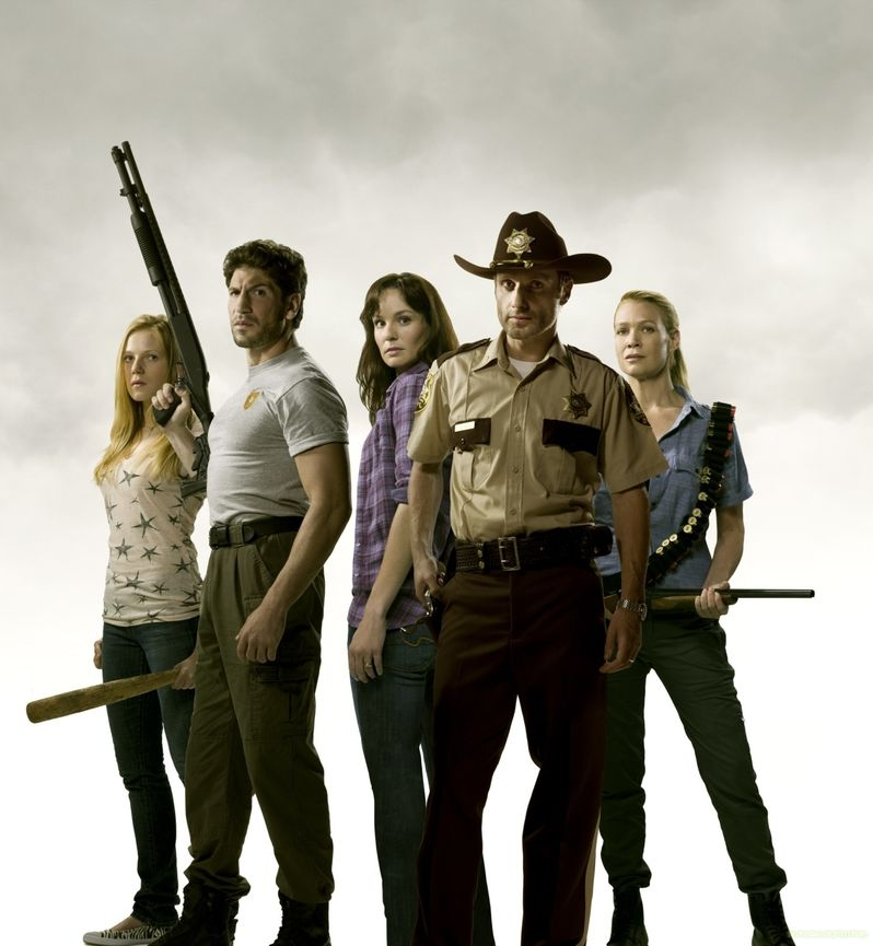 <strong><em>The Walking Dead</em></strong> Season 2 Publicity Stills photo 1