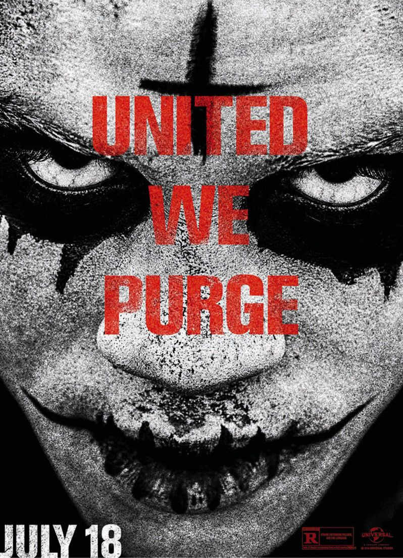 The Purge Anarchy Poster #1