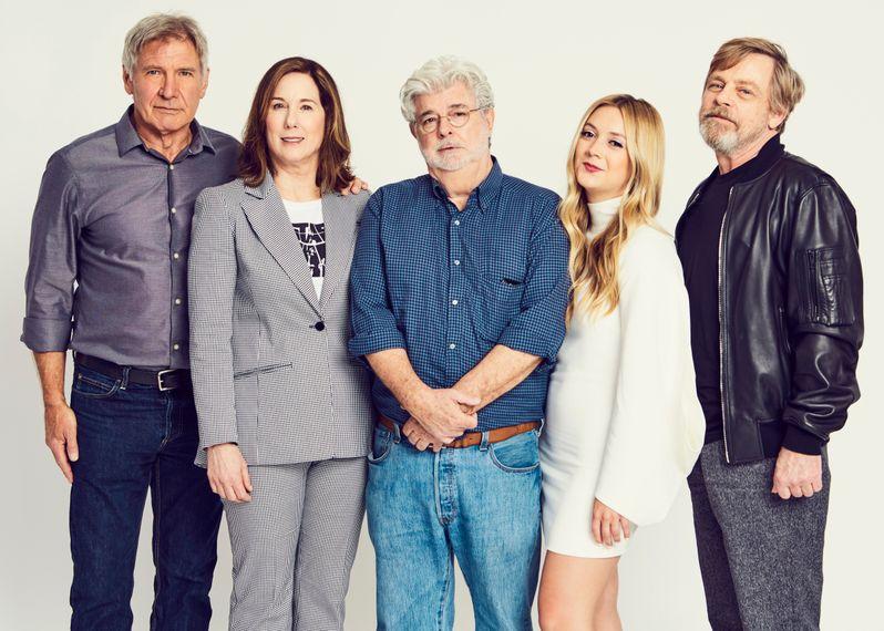 Star Wars: The Last Jedi photo 1