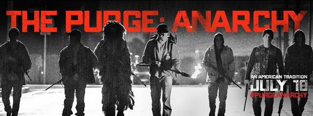 The Purge Anarchy Poster #11