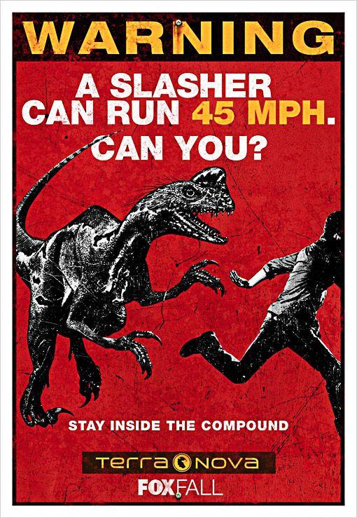 <strong><em>Terra Nova</em></strong> Poster #1