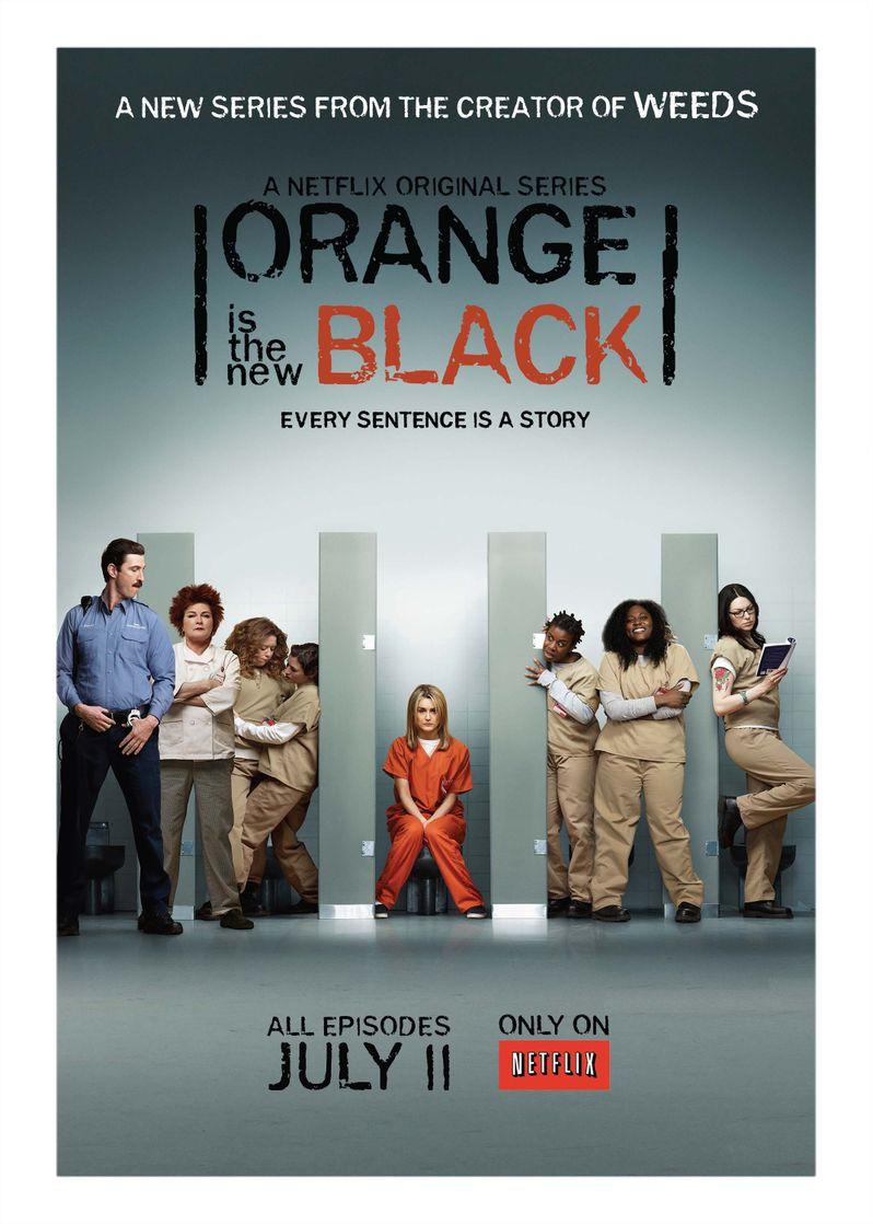 <strong><em>Orange Is the New Black</em></strong> Promo Art