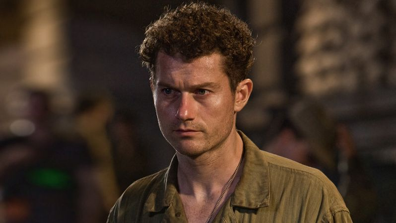 James Badge Dale discusses <strong><em>The Pacific</em></strong>