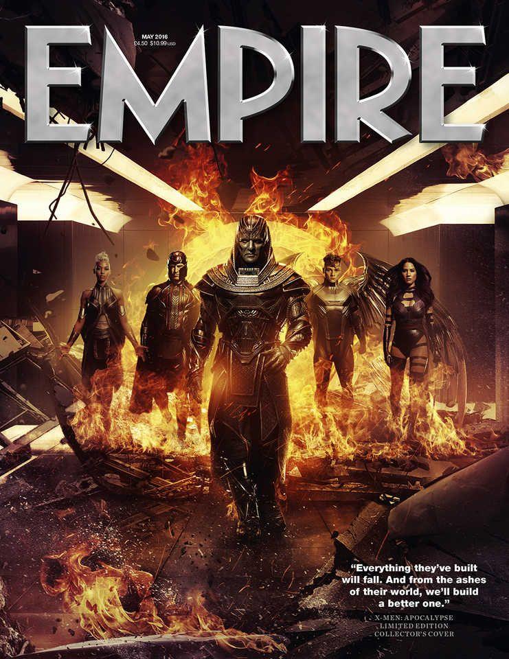 <strong><em>X-Men: Apocalypse</em></strong> photo 5