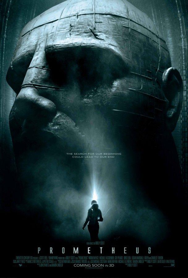 <strong><em>Prometheus</em></strong> International Poster