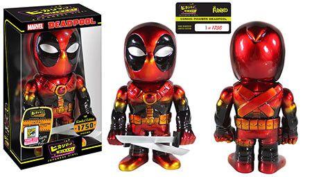<strong><em>Deadpool</em></strong> Funko Pop 3