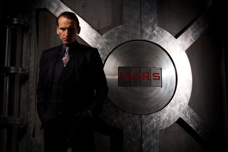 Chris Eccleston as Destro
