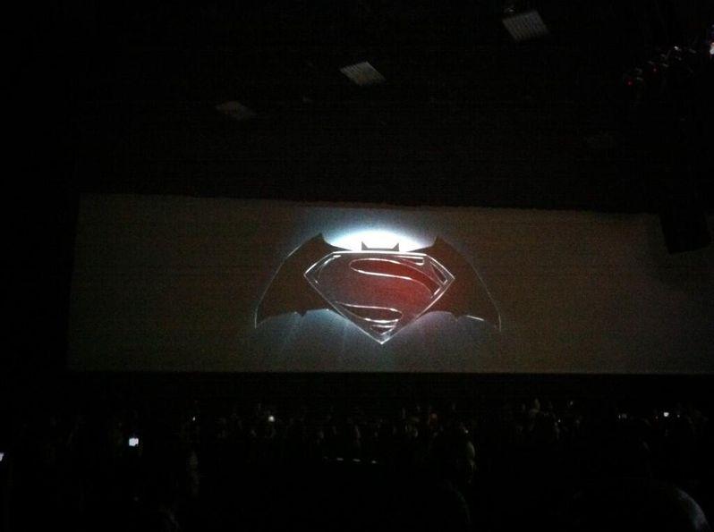 Man of Steel 2 Superman/Batman Logo