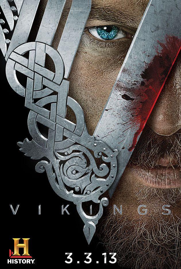 <strong><em>Vikings</em></strong> Poster