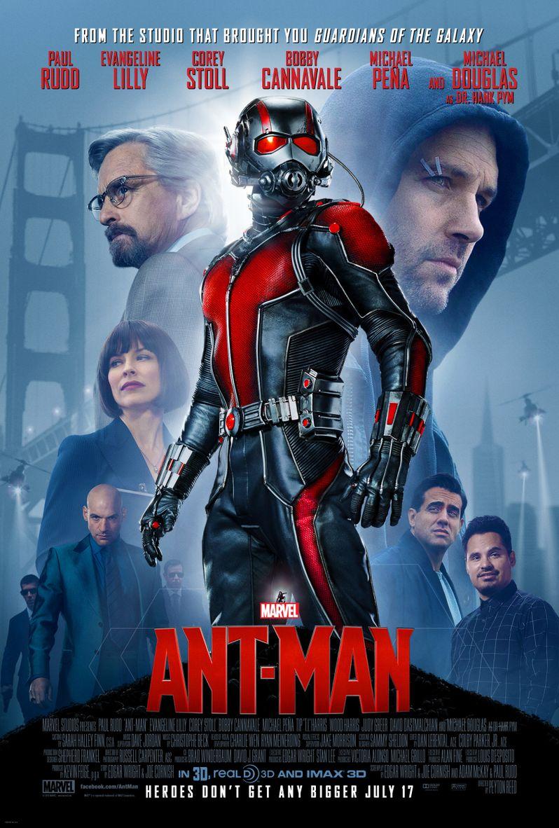 <strong><em>Ant-Man</em></strong> Poster