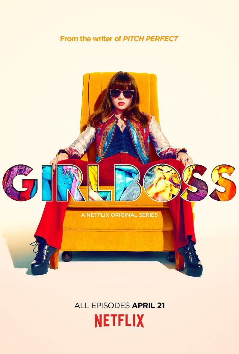 <strong><em>Girlboss</em></strong> Poster
