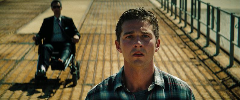 <strong><em>Transformers: Dark of the Moon</em></strong> Shia LaBeouf Photo