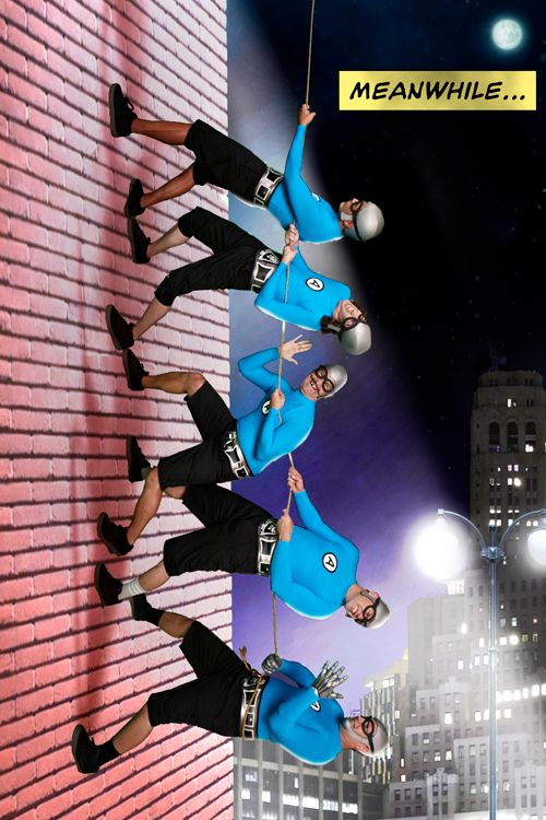 <strong><em>The Aquabats! Super Show!</em></strong> Photo #2