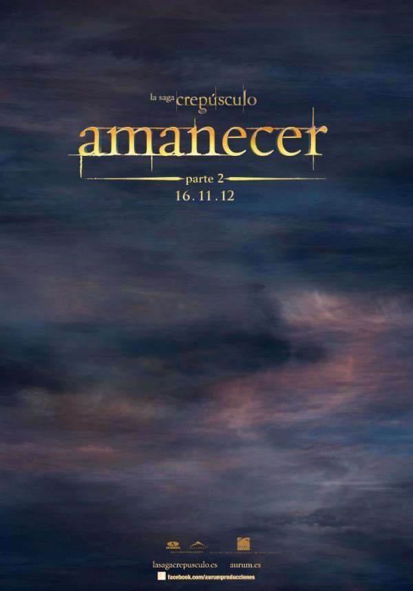 Twilight: Breaking Dawn Part 2 International Poster