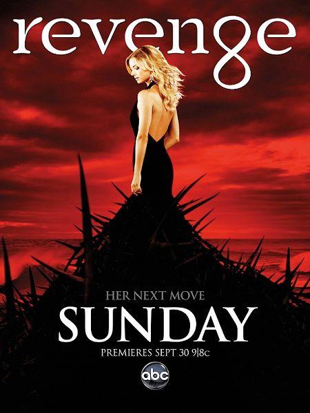 <strong><em>Revenge</em></strong> Season 2 Promo Art