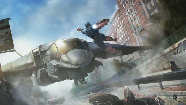 Marvel Phase 2 Photo 12