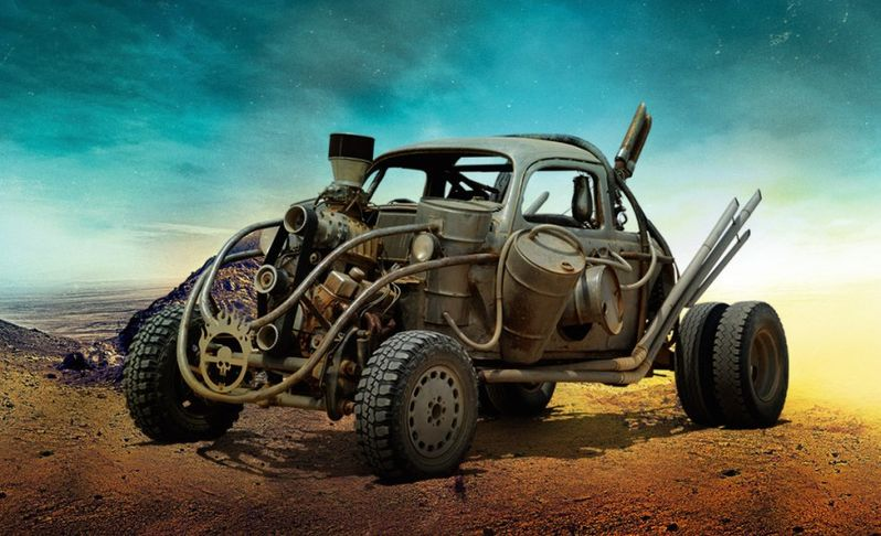 <strong><em>Mad Max: Fury Road</em></strong> FDK Photo