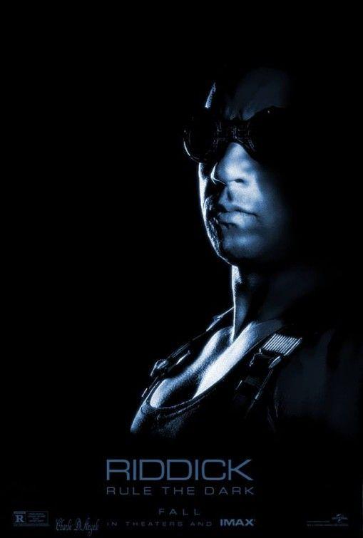 <strong><em>Riddick</em></strong> IMAX poster