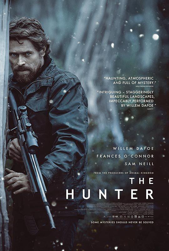 <strong><em>The Hunter</em></strong> Poster