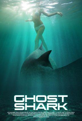 <strong><em>Ghost Shark</em></strong> Poster