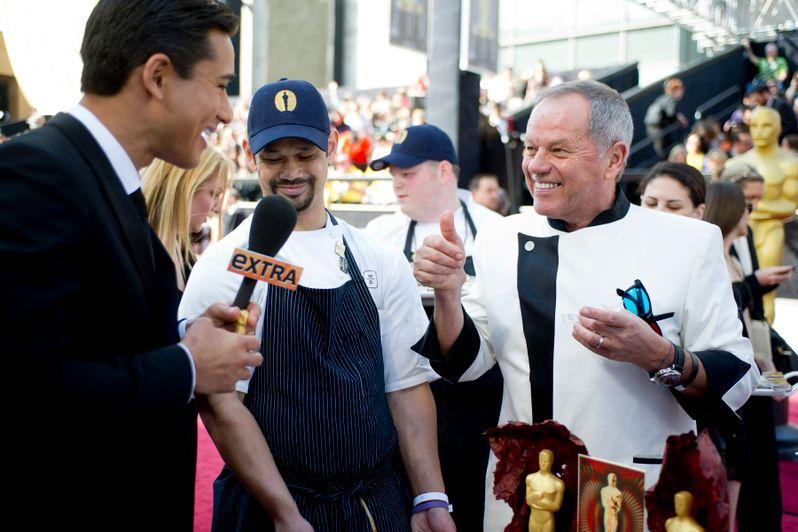 2012 Academy Awards Red Carpet Arrivals photo 4