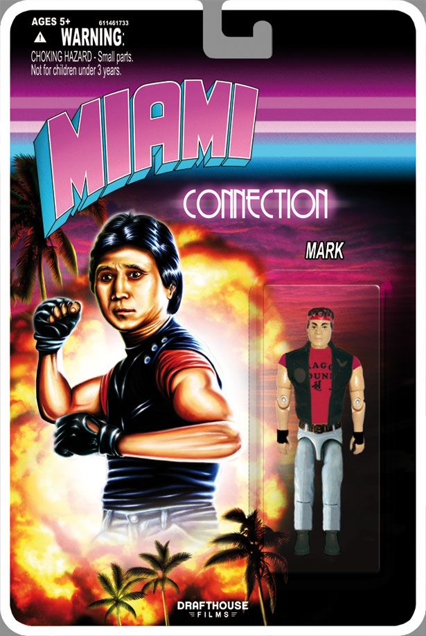 <strong><em>Miami Connection</em></strong> Action Figure Photo #4