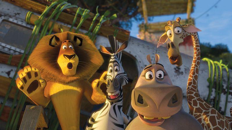 <strong><em>Madagascar: Escape 2 Africa</em></strong>