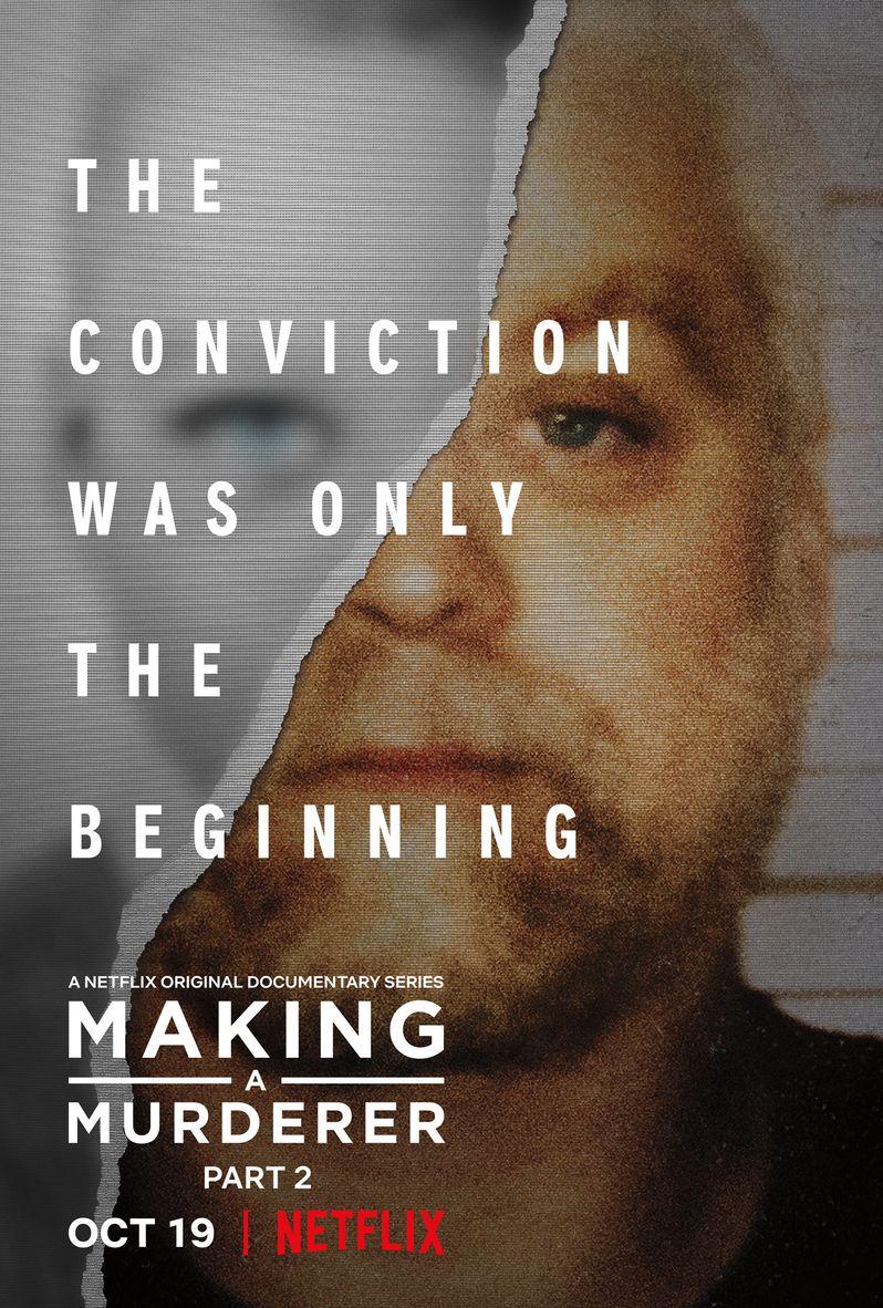 <strong><em>Making a Murderer</em></strong> Season 2 poster