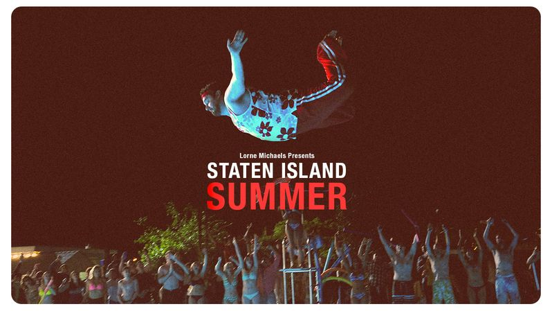 <strong><em>Staten Island Summer</em></strong> Poster 2
