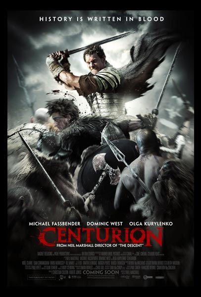 <strong><em>Centurion</em></strong> Poster #2