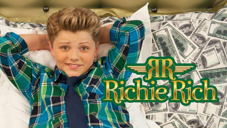 <strong><em>Richie Rich</em></strong> Netflix Photo